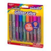 Cra-Z-Art Washable Glitter Glue - 9 CT