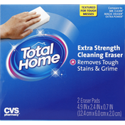 Total Home Cleaning Eraser, Extra Strength