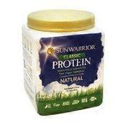 Sunwarrior Natural Classic Protein