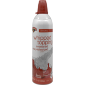 Hannaford Original Whipped Topping