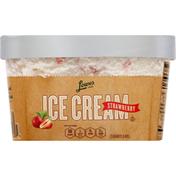 Lowes Foods Ice Cream, Strawberry