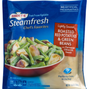 Birds Eye Chef's Favorites Roasted Red Potatoes & Green Beans Fresh