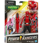 Power Rangers Toy Figure, Red Ranger