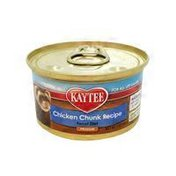 Kaytee Chicken Chunk Recipe Ferret Diet Premium Food