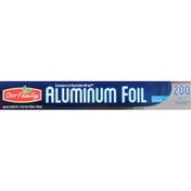 Our Family Aluminum Foil, 200 Square Feet
