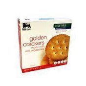 Food Lion Vegetable Crackers