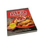 William Morrow Cookbooks Quick & Easy Paleo Comfort Foods