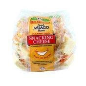 BelGioioso Fresh Asiago Cheese Snack Pack Bag