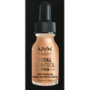 NYX Professional Makeup Drop Foundation, Buff TCPDF10