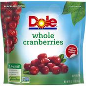 Dole Whole Cranberries