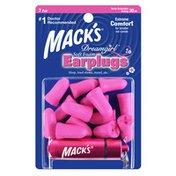 Mack's Dreamgirl Soft Foam, Ear Plugs