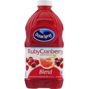 Ocean Spray Ruby Cranberry Blend Juice Drink
