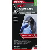 Bondo Repair Kit, Fiberglass, Stage 2
