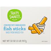 That's Smart! Crunchy Breaded Fish Sticks