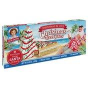 Little Debbie Snack Cakes, Christmas Tree Cakes