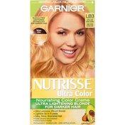 Nutrisse® Ultra Color Nourishing Color Creme LB3 Ultra Light Beige Blonde Haircolor