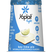 Yoplait Yogurt, Fat Free, Key Lime Pie, Light