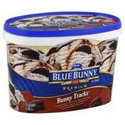 Blue Bunny Ice Cream, Bunny Tracks