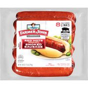 Farmer John Red Hots Extra Hot Smoked Sausage