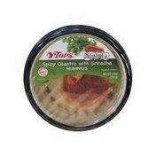 Tops Spicy Cilantro Hummus