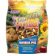 Tropical Carnival Guinea Pig Food