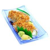 AFC Sushi Crunchy Shrimp Tempura Roll