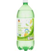 SB Soda, Lemon Lime, Diet