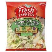 Fresh Express Salad, Green & Crisp