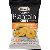Grace Chips, Sweet Plantain