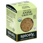 Spicely Anise, Ground, Organic