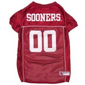 Doggie Nation Extra Extra Large Collegiate Oklahoma Sooners Mesh Jersey