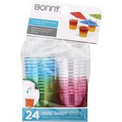 Bonny Shot Cups, Mini