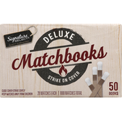 Signature Select Matchbooks, Deluxe