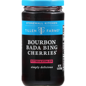 Tillen Farms Cherries, Bourbon Bada Bing