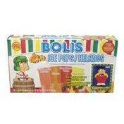 Bolis El Chavo Ice Pops Helados