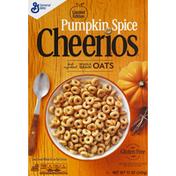 Cheerios Cereal, Pumpkin Spice
