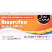 Best Choice Ibuprofen Ib Orange Caplets 200 Mg