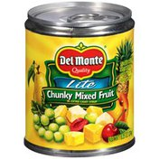 Del Monte Lite Chunky in Extra Light Syrup Mixed Fruit