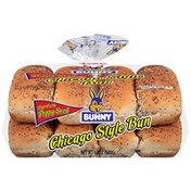 Bunny Bread Chicago Style Buns