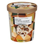 Publix Premium Ice Cream, Pecan Turtle Fudge
