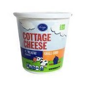 Kroger Small Curd Cottage Cheese