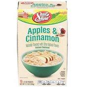 Shurfine Apples & Cinnamon Instant Oatmeal