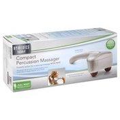 Ho Medics Massager, Percussion, Compact