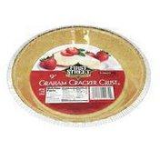 First Street Graham Cracker Crust