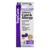 TopCare Cold & Allergy Children's Grape