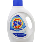 Tide Detergent, for Coldwater