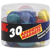 Oic Magnets, Assorted