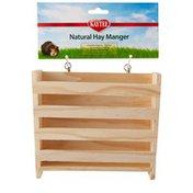 Kaytee Natural Hay Manger for Small Animals
