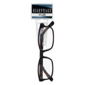 Essentials Non-Prescription Glasses +1.25 Graham