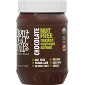 Don't Go Nuts Spread, Roasted Soybean, Chocolate